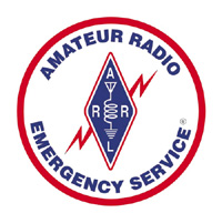 Amateur Radio Emergency Service (R) Logo